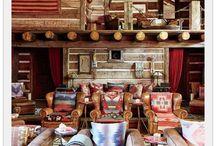 Lodge style