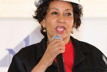 Department Human Settlements / Minister Lindiwe Sisulu - Department Human Settlements