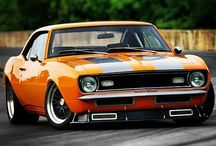 Pure Muscle / Muscle Cars of Any Make or Year. / by Gear Heads
