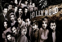 {hollywood} / The average Hollywood film star's ambition is to be admired by an American, courted by an Italian, married to an Englishman and have a French boyfriend. ~Katharine Hepburn