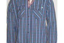 Pánské košile a svetry