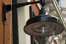 The Wornum / This stylish lantern can be seen in various areas of London Borough Camden