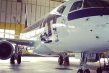 Airlines / Nationale und internationale Airlines