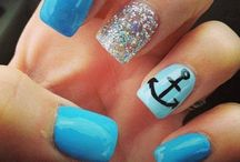 Nails / by Stephanie Sherban