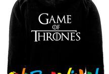 Camperas Game of Thrones / Camperas Game of Thrones