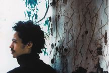 Anton Corbijn - Eagle Eye Cherry / Dutch Photographer