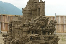 Sand Sculpture's / Pics / by Carlos C