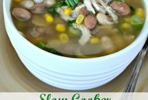 Soup/Stew/Chili / Recipes for soups, stews, chili, curries and similar foods.