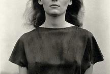 portraiture board - Edward Weston / photographers and my photos