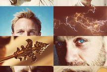 Mythology & Gods
