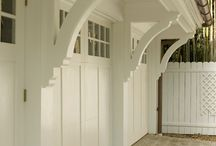 Door Inspiration / What is your garage door doing for you? Let's all look for some inspiration to spruce up your old clunker into a major bragging (and selling!) point.