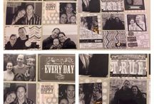 My Project Life Pages