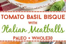 Winter Paleo/Whole 30