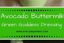 Dressing, Glaze, and Sauce Recipes