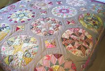 Quilts with Circle Motifs