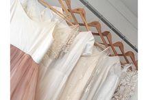 2018 Bridalwear collection inspiration / Bridalwear inspiration for the new 2018 collection