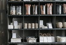 Jill Bent: Organize / Organization ideas for interiors