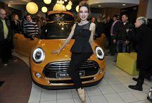 Presentazione Nuova MINI 2014 / Sabato 8 Febbraio 2014: Rolandi Auto presenta in anteprima e in esclusiva la nuova MINI