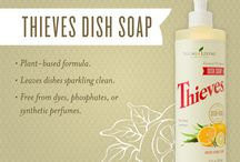 Natural Soaps and Cleaning Agents