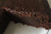 Black cake recipes