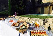 Cocktail - Vin d'honneur Mariage