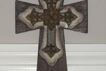 Crosses / by Jill Clausen