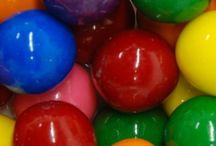 caramelle, gelatine & company.....un mondo di zucchero!!!