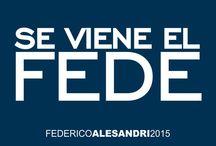 FEDE 2015 / FEDERICO GOBERNADOR 2015