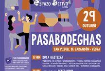 Eventos en  Aldeas e Vilas Galegas