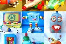 brinquedos e atividades