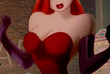 Jessica Rabbit Chic