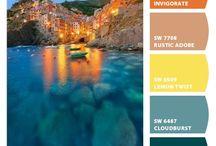 Kleur combinaties