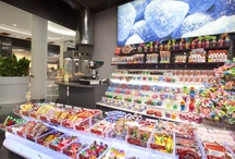 Interiores de alimentacion