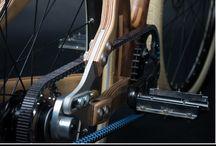 bike wood