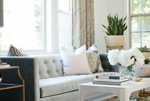 Inspiring Living Rooms / Ideas to make your living rooms fabulous. / by Joybird
