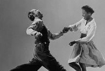 Vintage Jazz Dance / Lindy Hop, Balboa, Shag, Charleston, Jazz Roots.