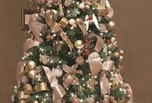 Christmas. Trees