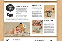 Newborn Photography Poses and Props