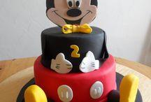 Gateau Mickey
