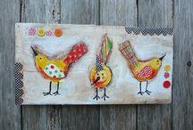 birds decoupsge