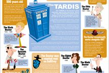 TV Series Not to Miss - Dr. Who and other favs / Dr. Who and other favs - sci fi, mystery, action, history, cooking, / by Batson Group Marketing and PR