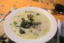 Souper Soupy Soup! / by Mascara 'n' Muscles