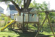 Project Playhouse (for the kids of course) / by Cindy O'Malley