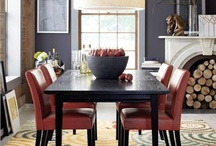 Dining rm wall color