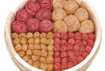 Umeboshi Recipe Ideas / Umeboshi are a healthy traditional Japanese ingredient. With this board we try to give you inspiration on how to cook with umeboshi.