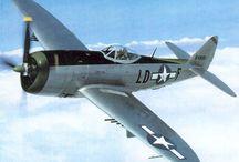 world war 2 airplanes