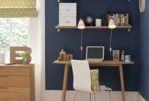 Bedroom study / by Jocelyn Lambuth
