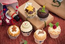 Christmas 2015 / Christmas comes but once a year... get your taste buds jingling and order our festive cupcakes online for collection or delivery in Edinburgh. Our Christmas cake range includes a host of delicious flavours and handmade seasonal decorations all freshly baked on the day of your order!