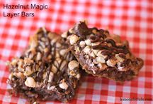 Nutella Recipes / by Tanya Schroeder @lemonsforlulu.com