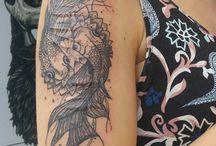 Dep Tattoo / Edirne Tattoo & Piercing Studio - Trakya Dövme Salonu www.deptattoo.com